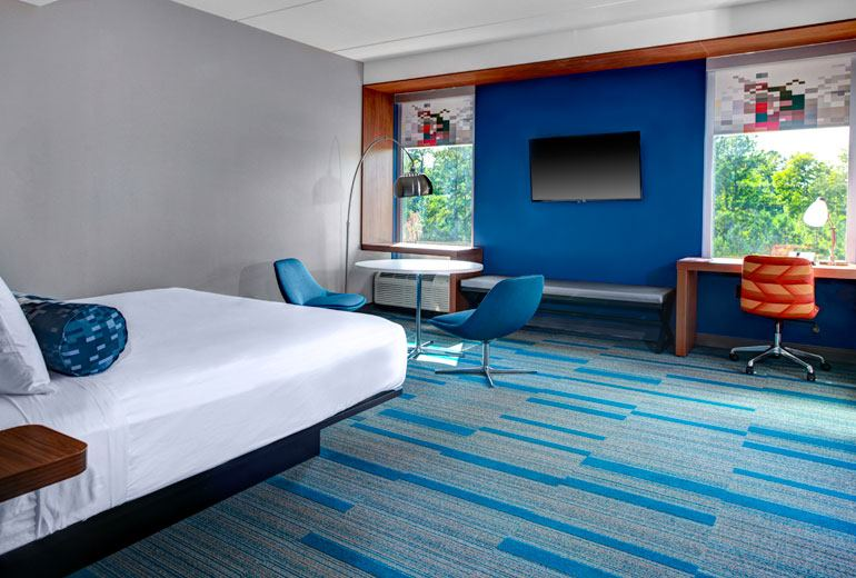 Aloft Raleigh-Durham Airport Brier Creek - 5