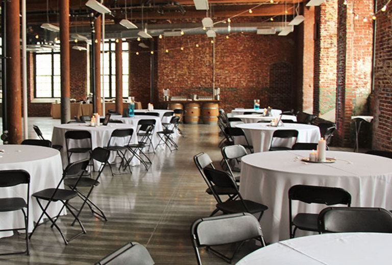 Loray Mill Event Hall - 4