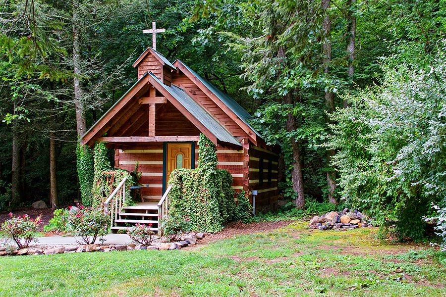 Creekside Cove by Hearth Side Cabins - 2