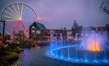 Leconte Center at Pigeon Forge - 3