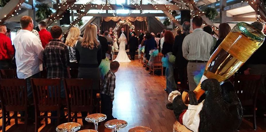 The Barn Event Center of the Smokies - 3