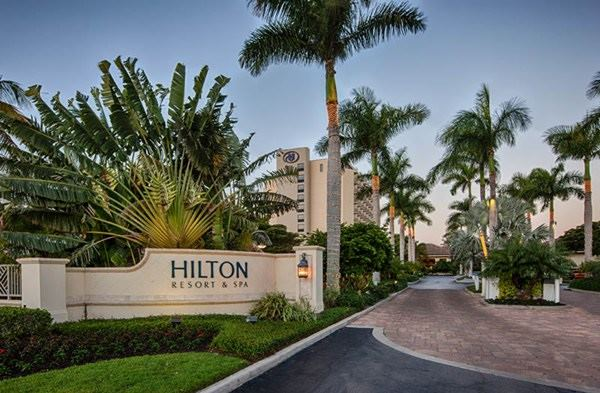 Hilton Marco Island Beach Resort and Spa - 1