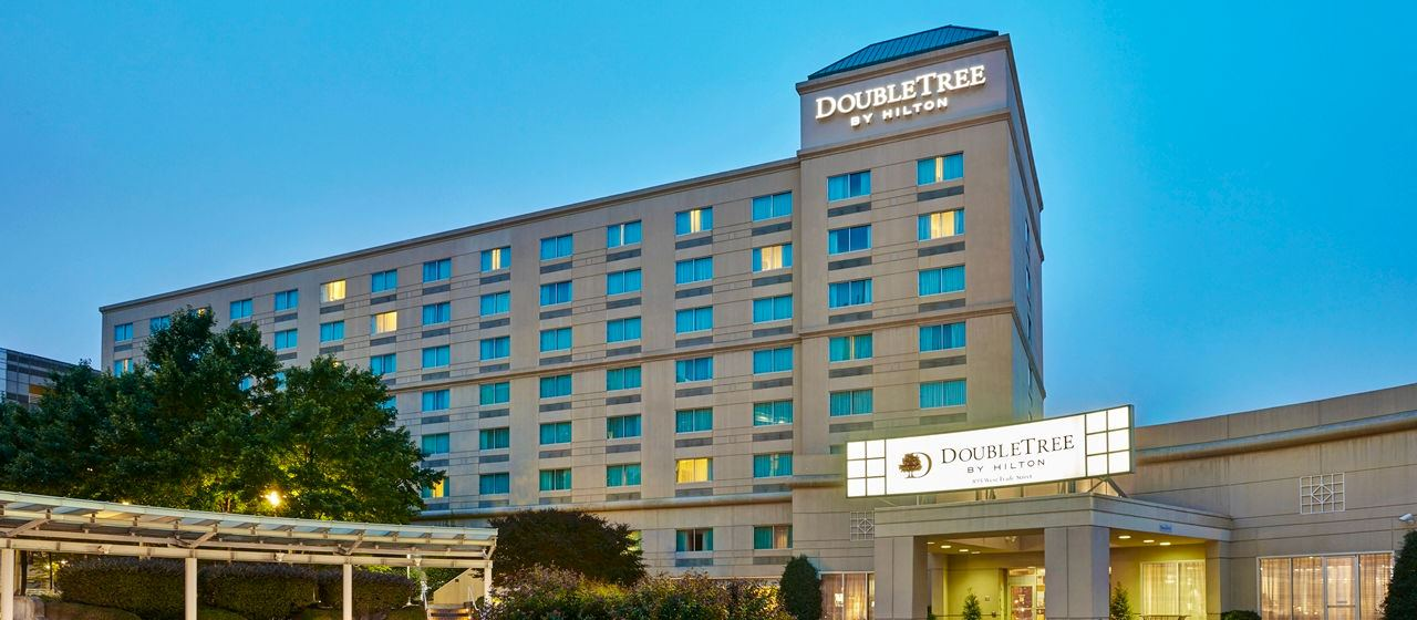 Double Tree by Hilton Hotel Charlotte - 1