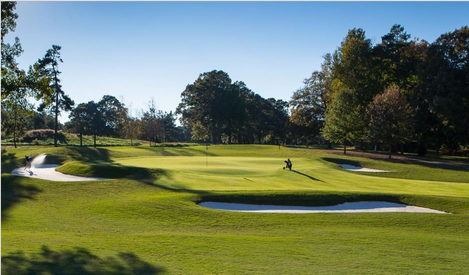 Forest Oaks Country Club - 3