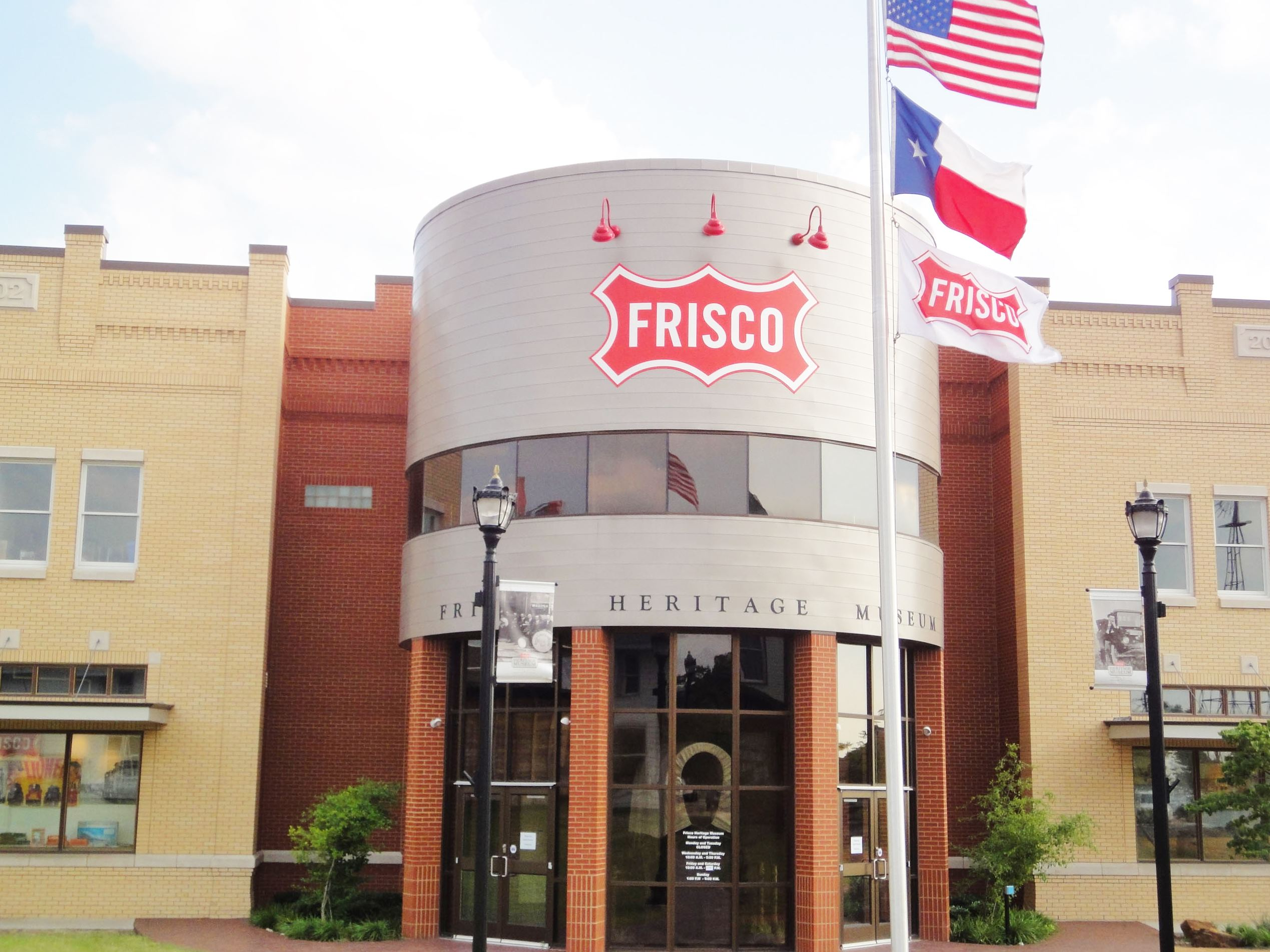 Frisco Heritage Center - 7