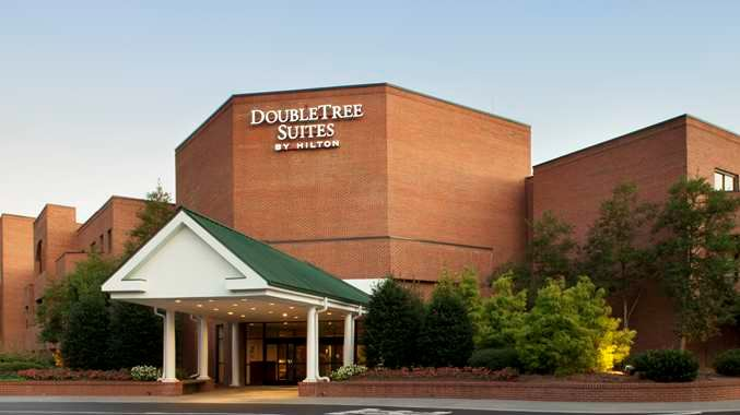 Double Tree by Hilton Hotel Charlotte - Southpark - 2