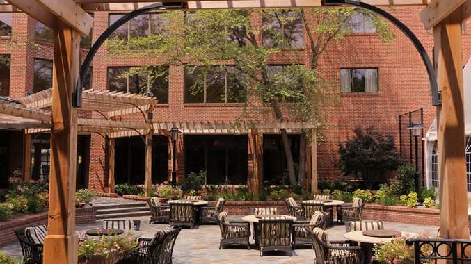 Double Tree by Hilton Hotel Charlotte - Southpark - 6