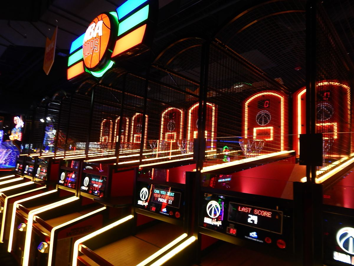 Dave and Buster's Arundel Mills - 7