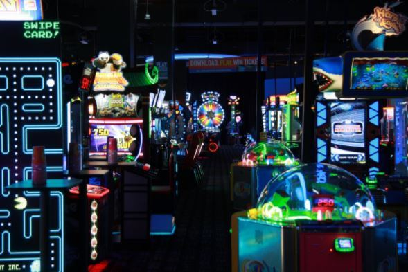 Dave and Buster's Silver Spring - 6