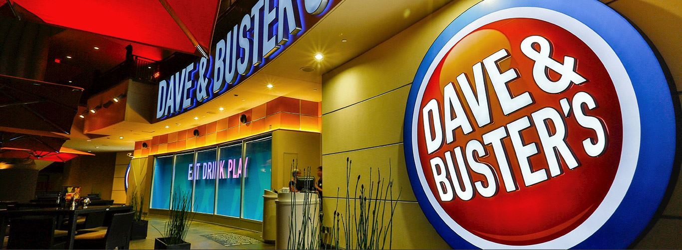 Dave and Buster's Silver Spring - 1