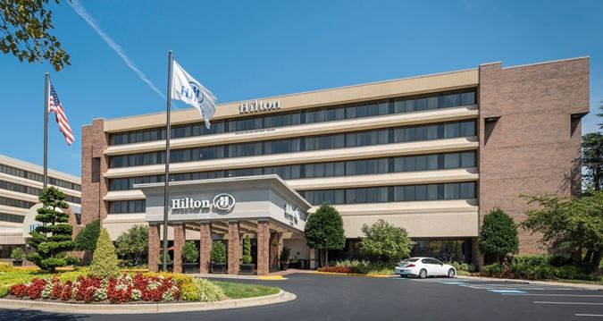 Hilton Washington DC/Rockville Hotel - 1