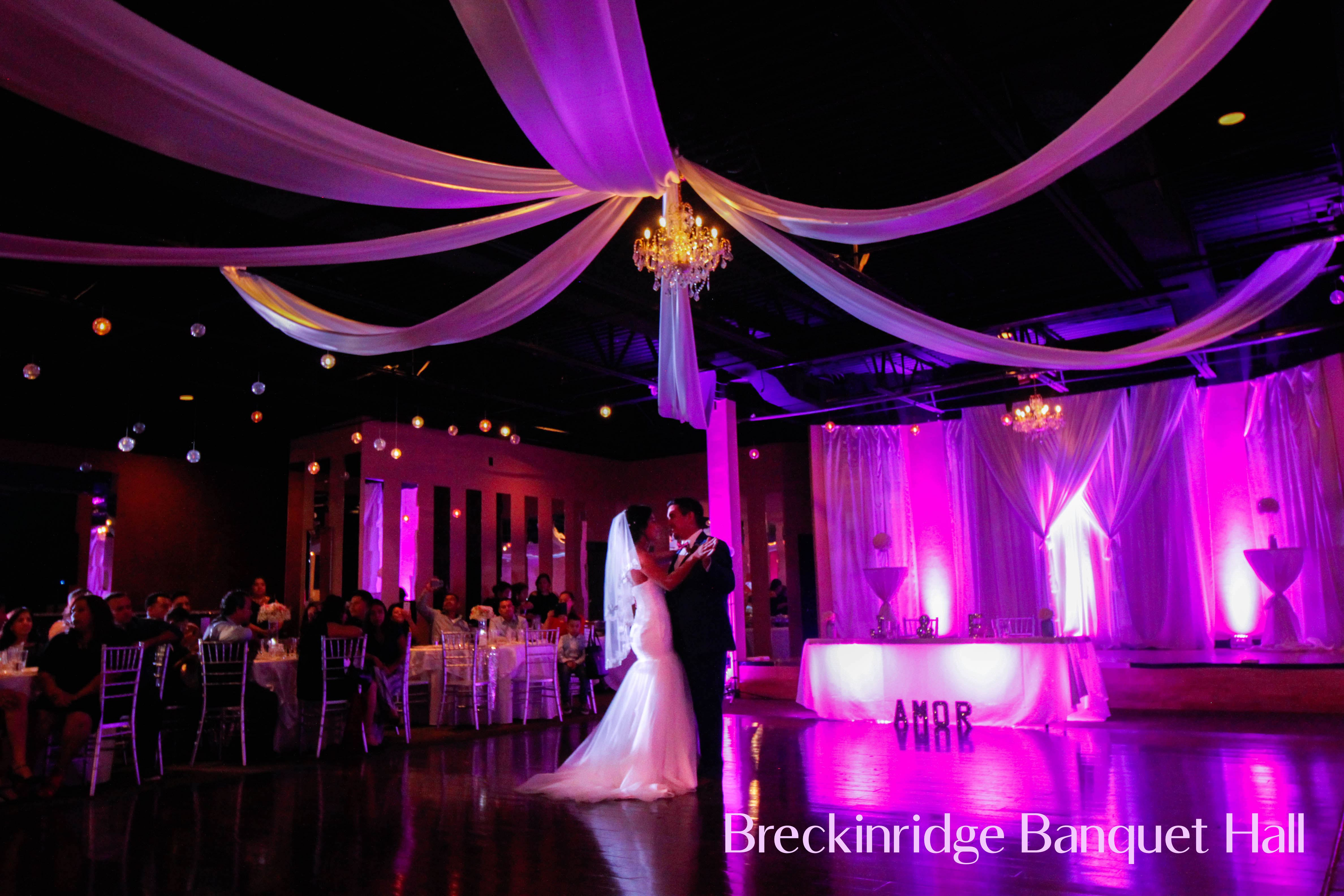 Breckenridge Banquet Hall - 2