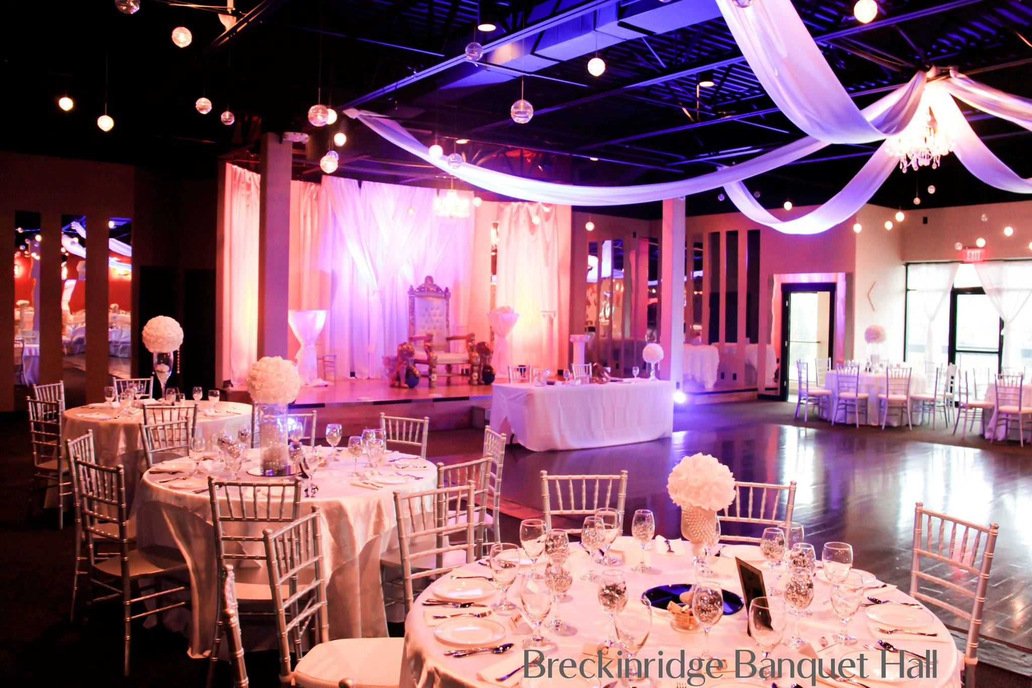 Breckenridge Banquet Hall - 4