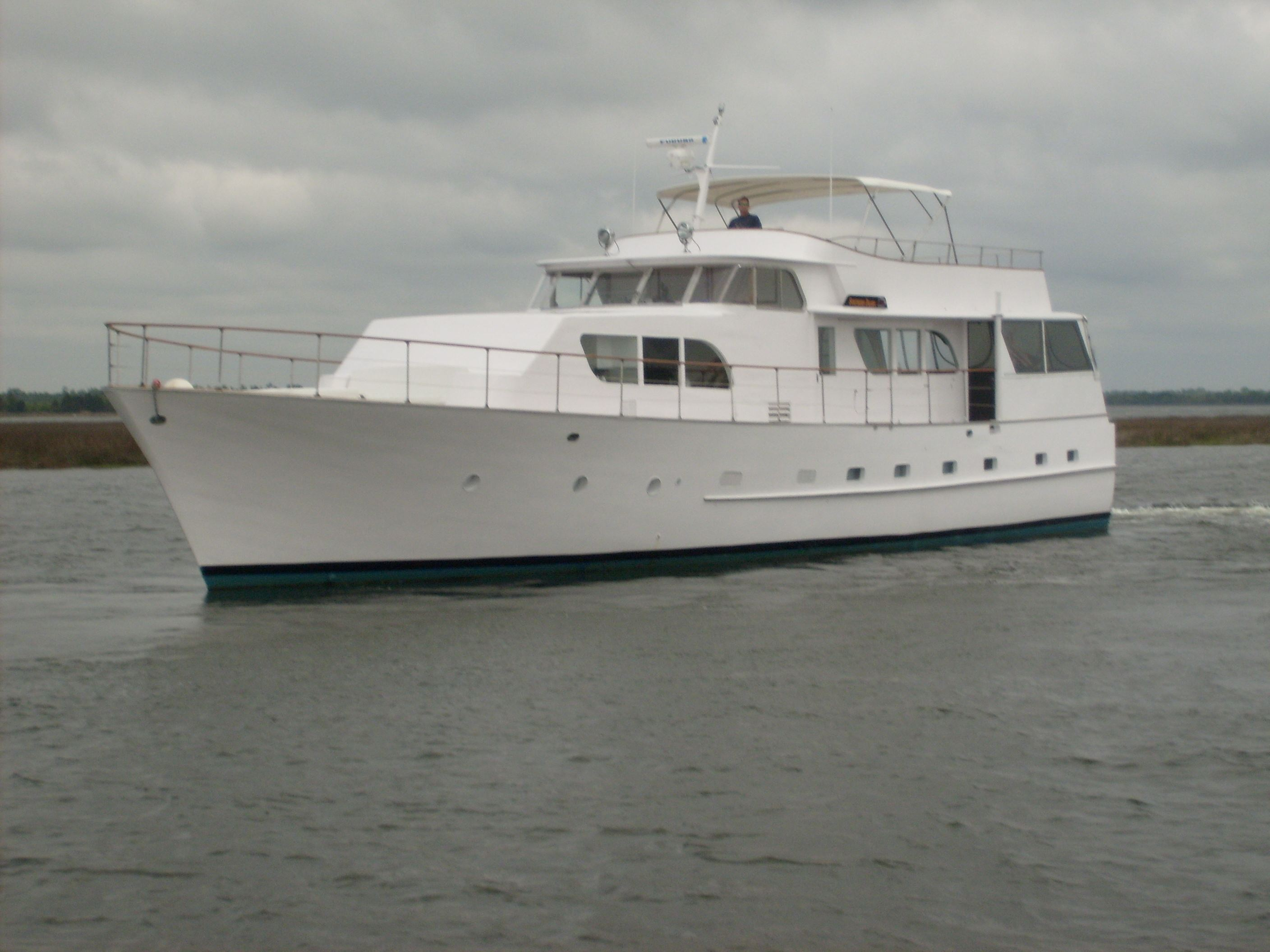 Southern Drawl Yacht Charters and Events - 1