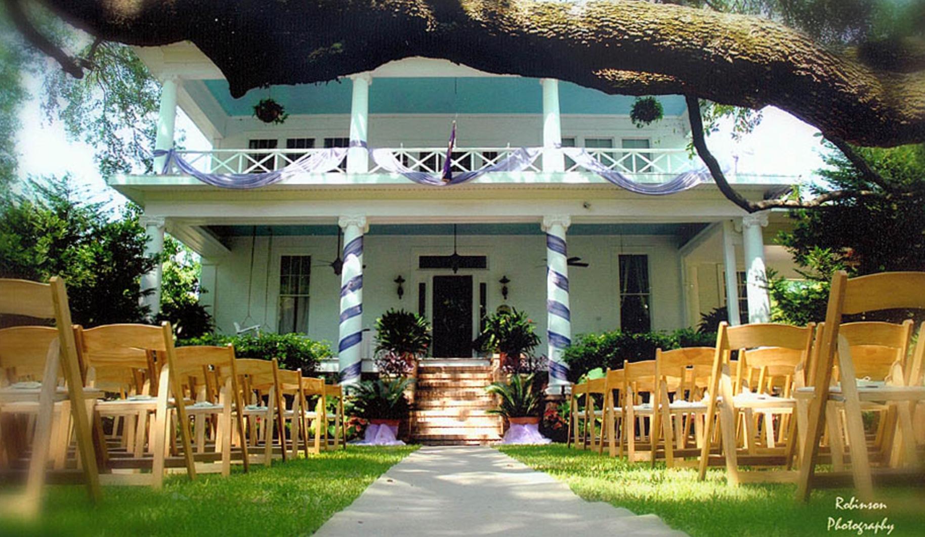 Caspiana Plantation Hose, Caspiana, Louisiana, Wedding Venue