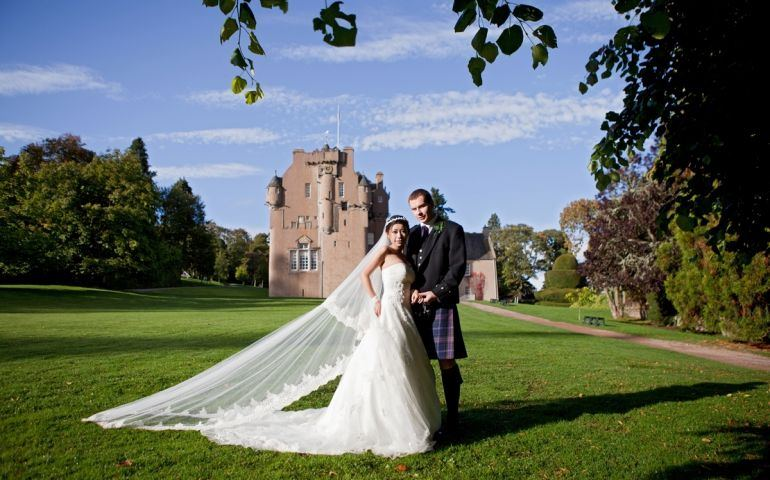 Crathes Castle - 2