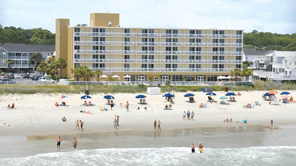 Holiday Inn Oceanfront At Surfside Beach - 2