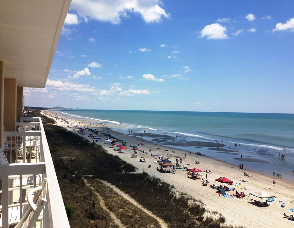 Holiday Inn Oceanfront At Surfside Beach - 3