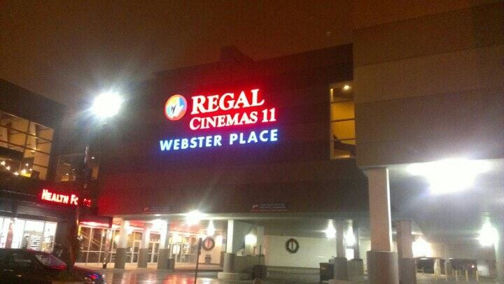 Meetings and Events at Regal Webster Place 11 - 1