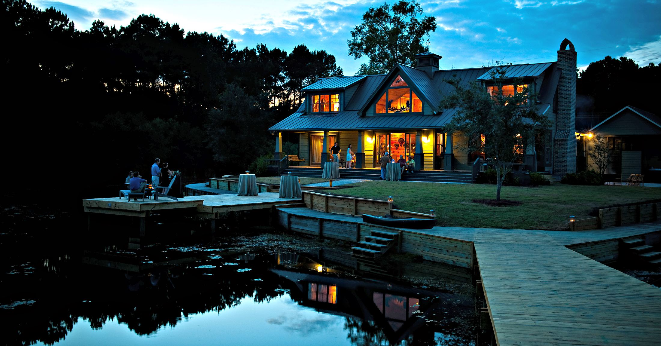 The Lake House at Bulow - 3