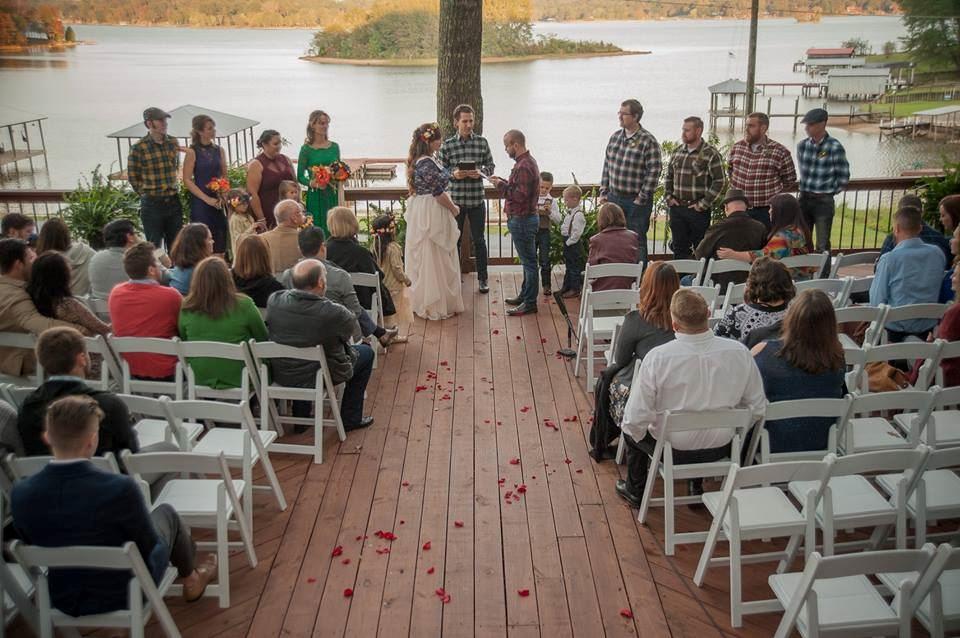 lake martin wedding venues
