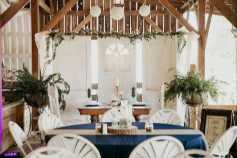 Oliver's Barn, Killen, Alabama, Wedding Venue