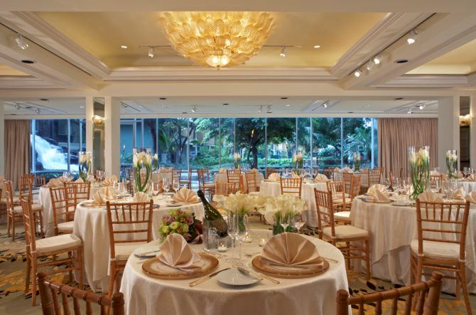 Four Seasons Resort Oahu At Ko Olina Kapolei Hi Wedding Venue