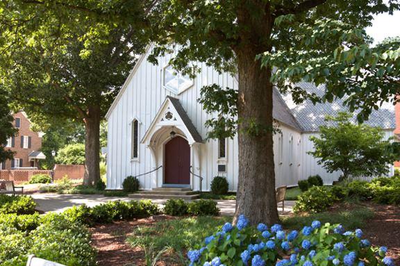 St Mary\u2019s Chapel Raleigh NC