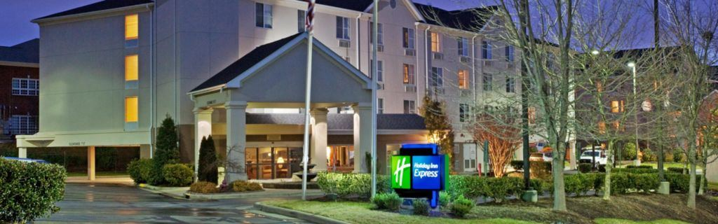 Holiday Inn Express Chapel Hill - 7