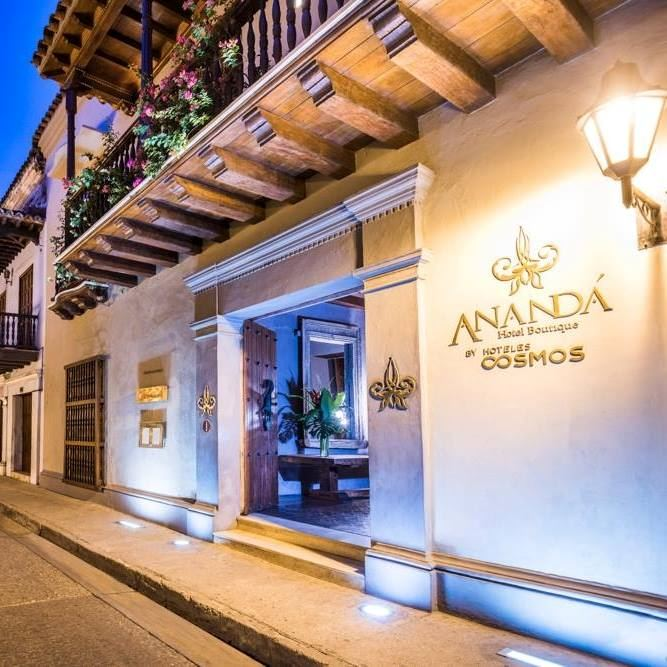 Anandá Hotel Boutique by Cosmos - 1