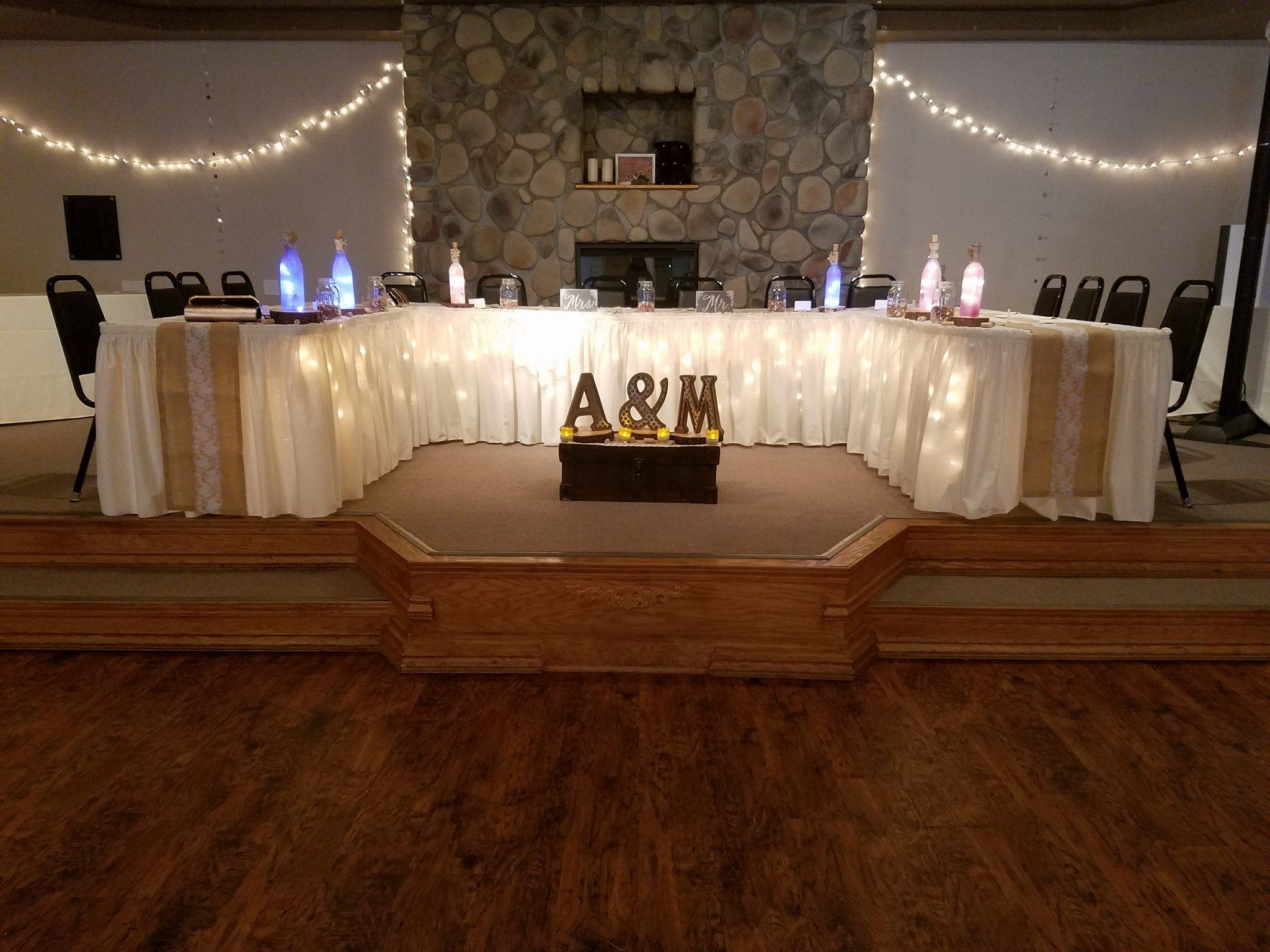 Country Creek Reception Hall - 3