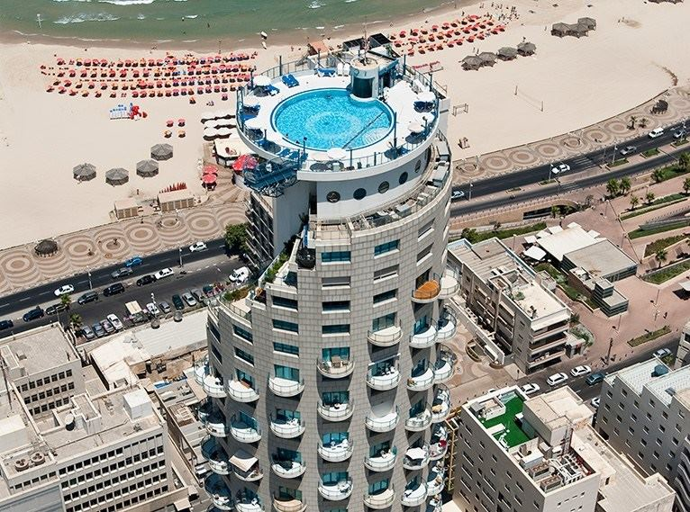 Isrotel Tower Tel Aviv - 1