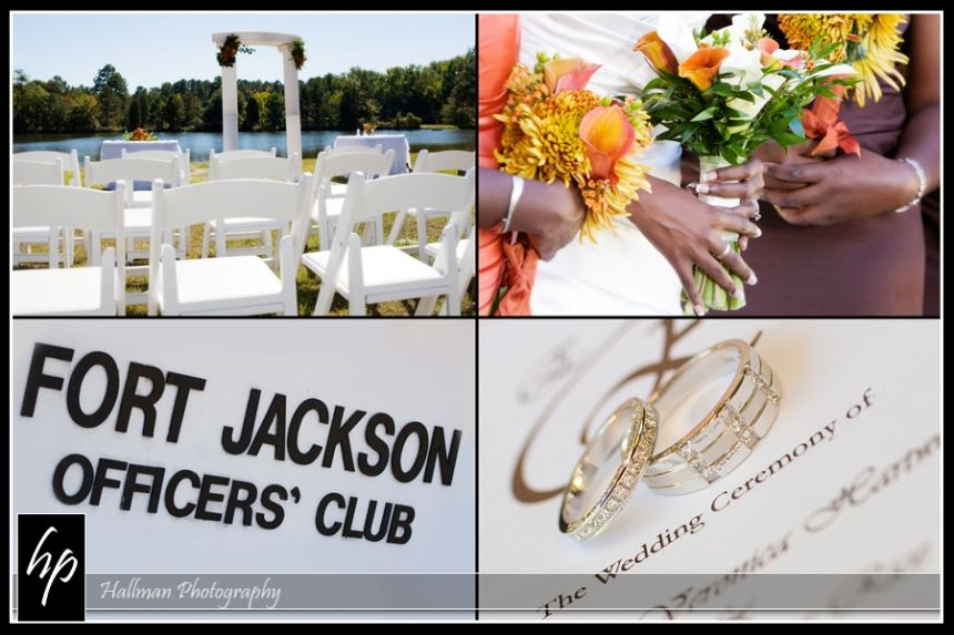 Fort Jackson Officers Club - 1