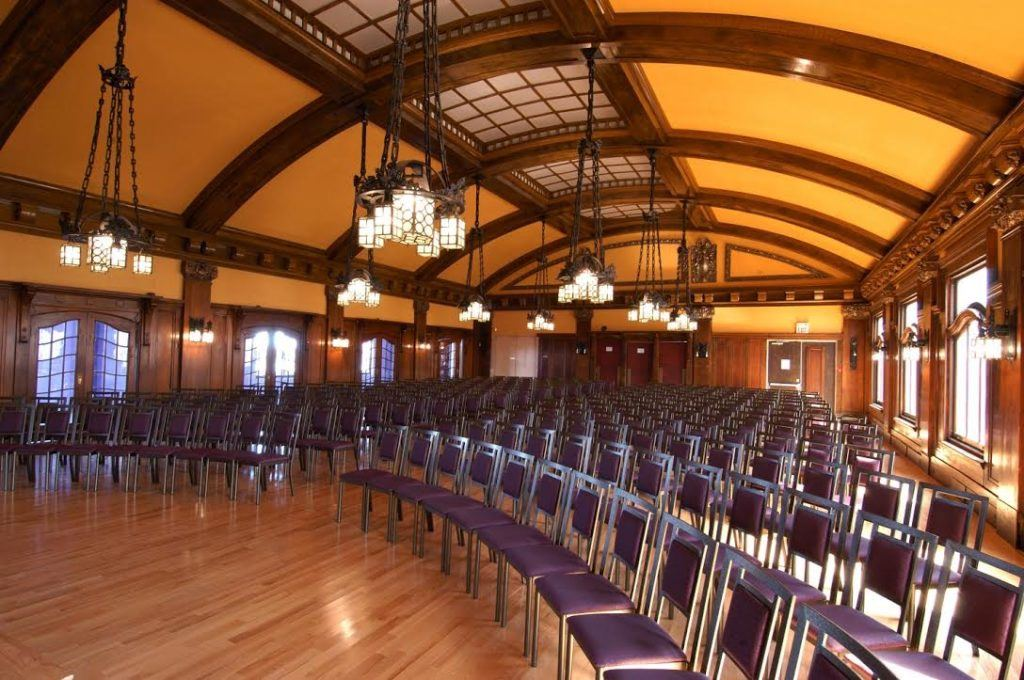 Royal Alexander Hall - 5
