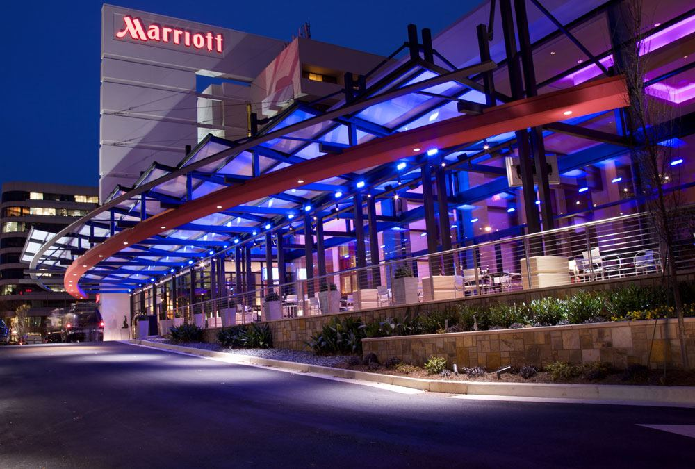 Atlanta Marriott Buckhead Hotel - 3