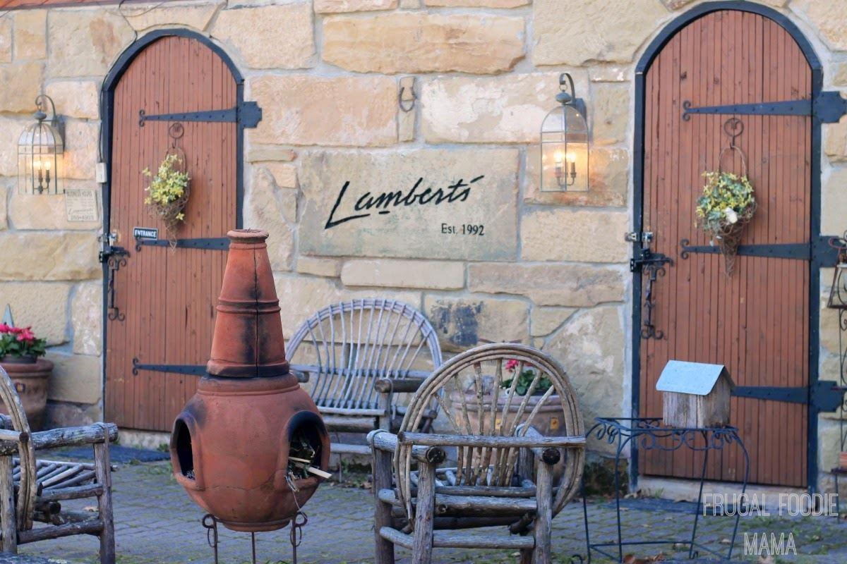 ... Lambert's Vintage Wines - 7