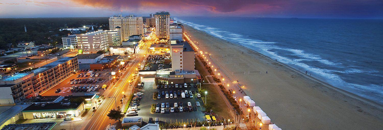 Oceanaire Resort Hotel, Virginia Beach, Virginia, Wedding Venue