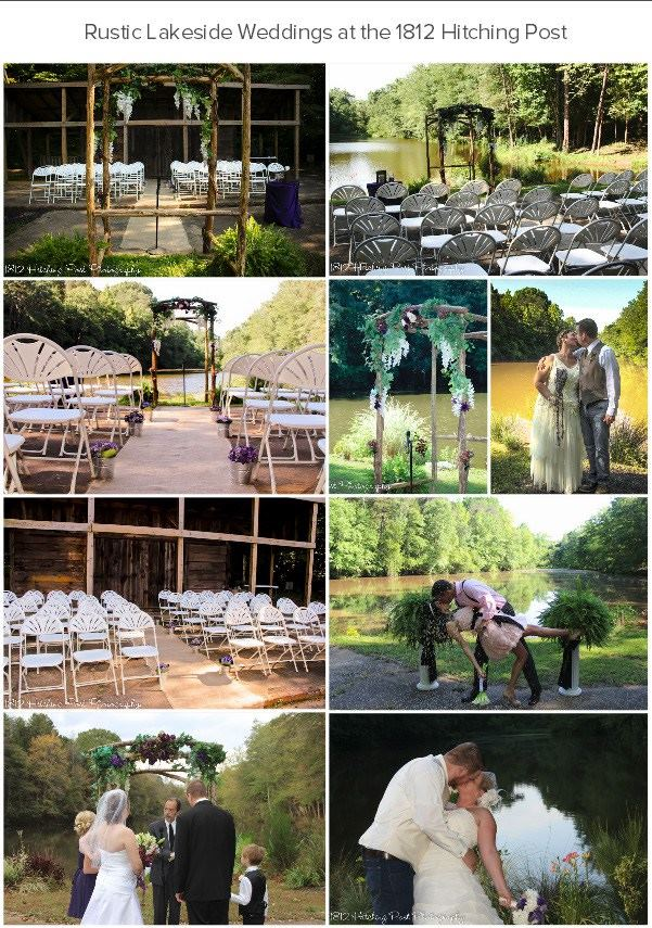 1812 Hitching Post Weddings - 6