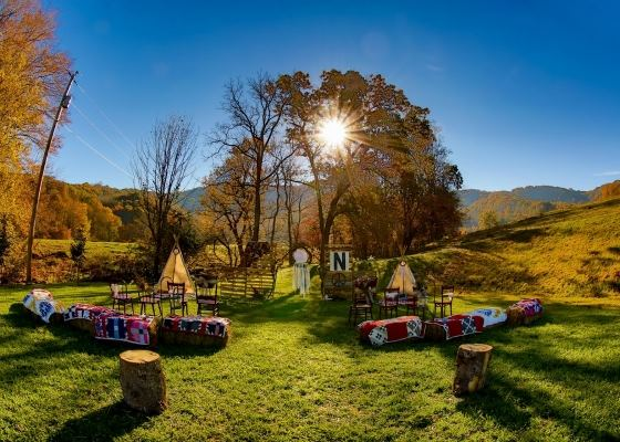 Appalachian Farm Weddings - 2