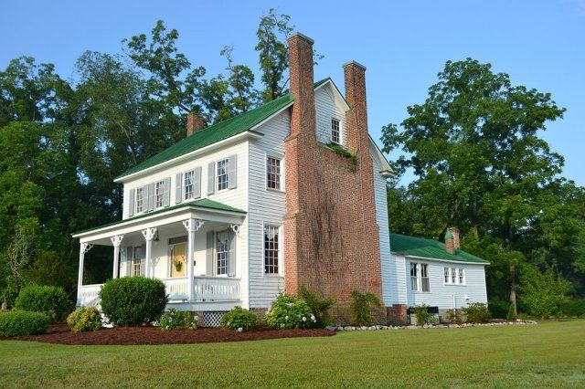 Bellefont Plantation House - 6