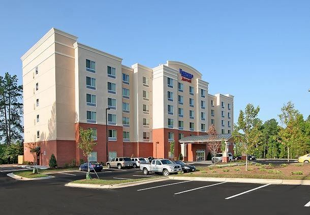 Fairfield Inn And Suites Raleigh-Durham Airport/Brier Creek - 2