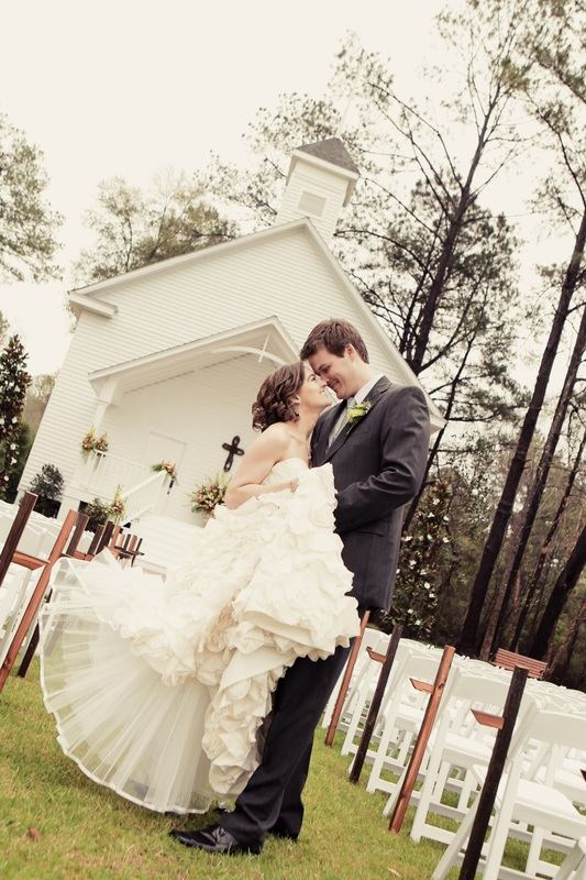 Old Providence Chapel Daleville Alabama Wedding Venue