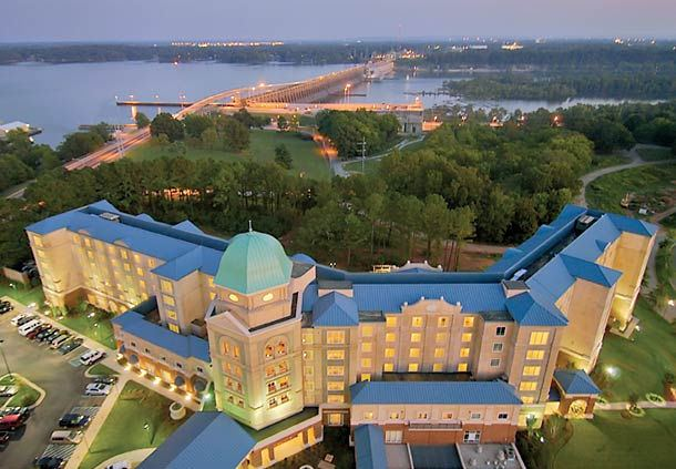 Marriott Shoals Hotel and Spa - 3