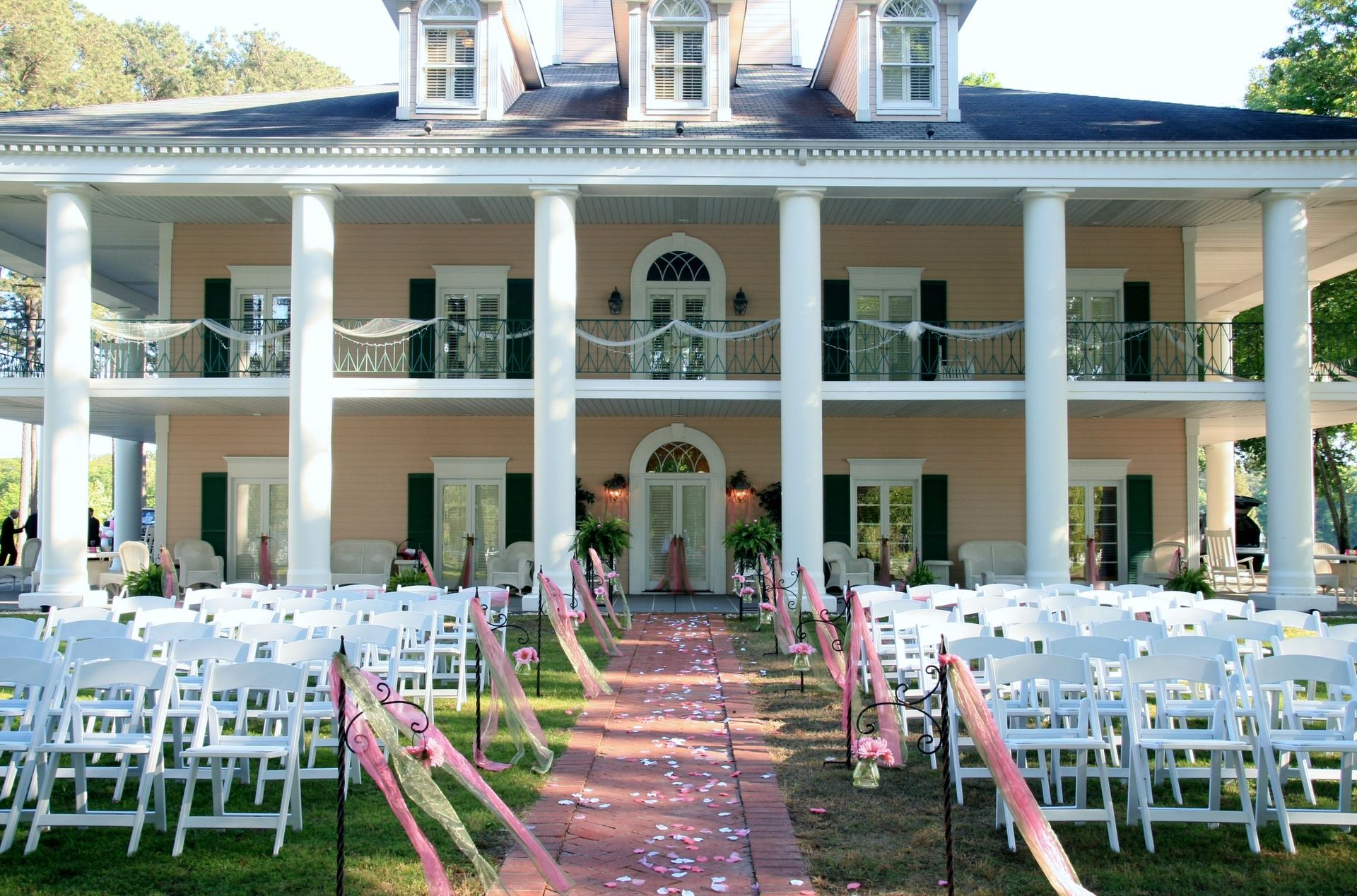 Antebellum Weddings at Oak Island - 3
