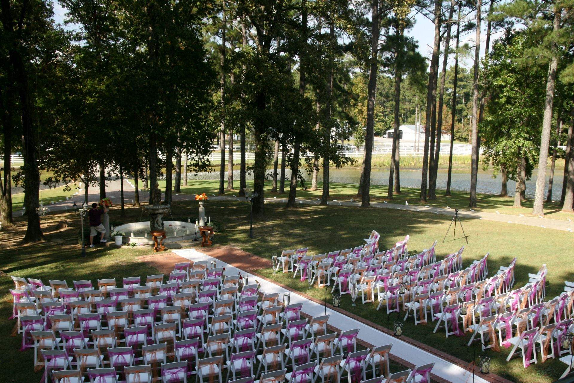 Antebellum Weddings at Oak Island - 2