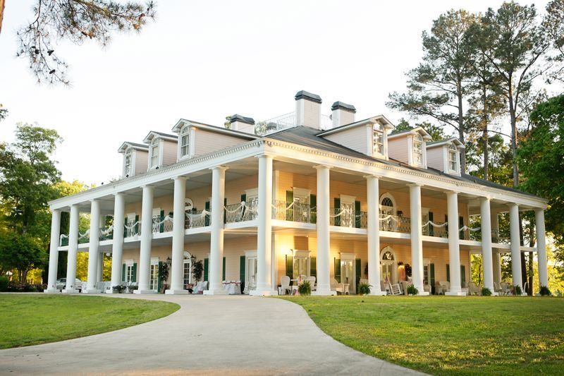 Antebellum Weddings at Oak Island - 7