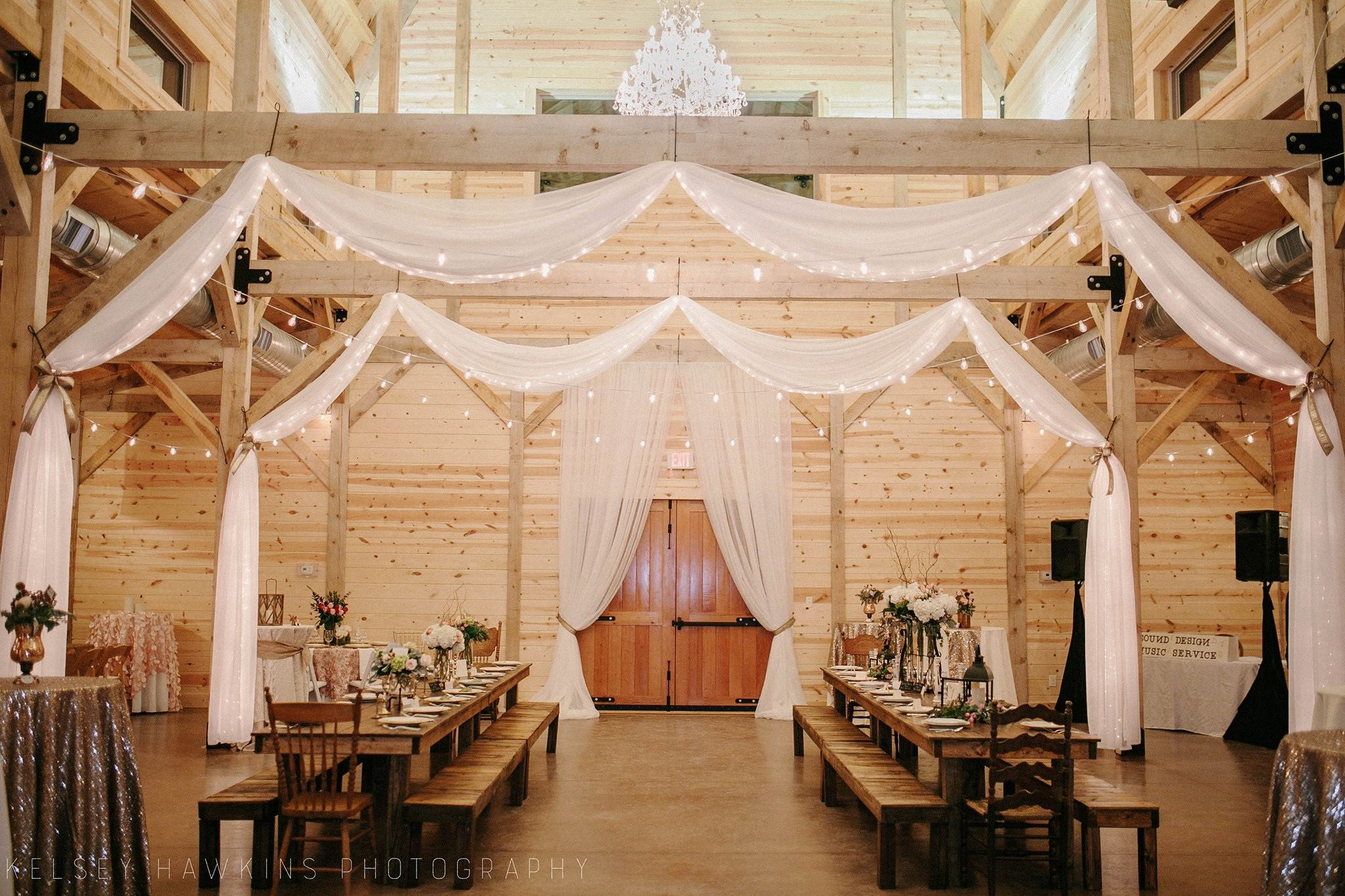 Blessing Barn Wedding and Event Venue - 4