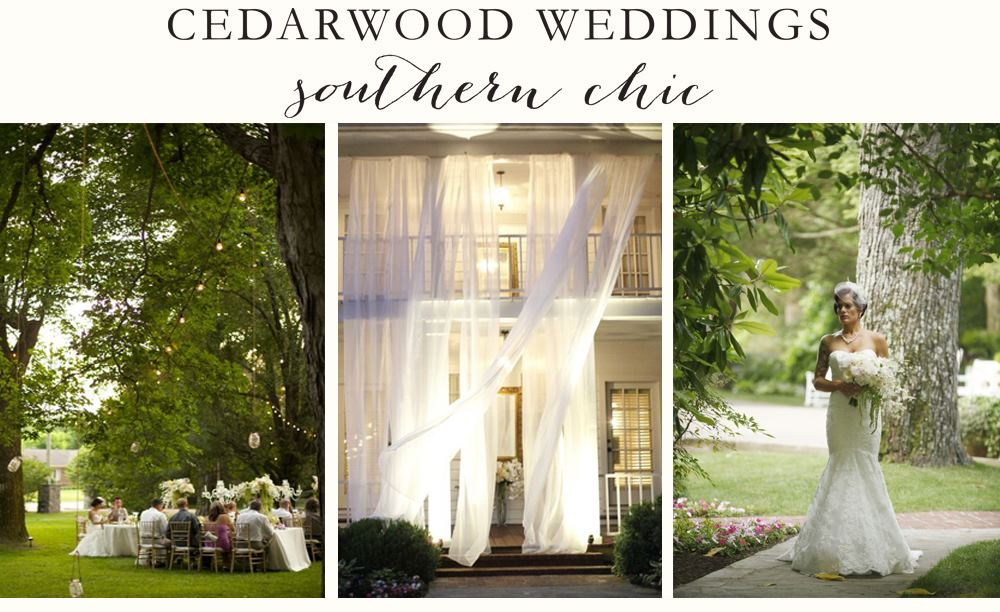 Cedarwood Weddings - 1