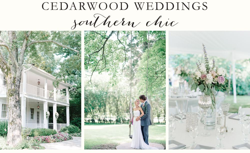 Cedarwood Weddings - 3