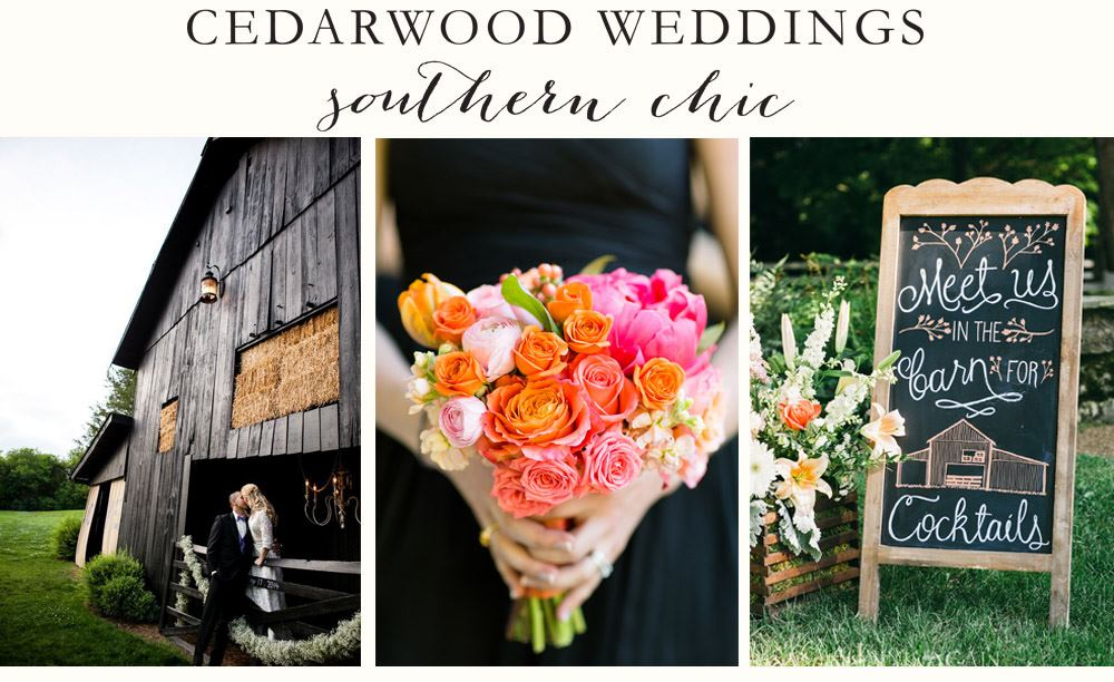 Cedarwood Weddings - 4
